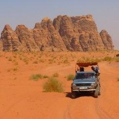 World heritage sites: Neguev Desert