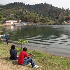 Lake Kivu Karongi ,Kibuye,Rwanda