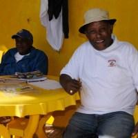 Concours de pétanque au Club des Cheminots d'Addis Abeba