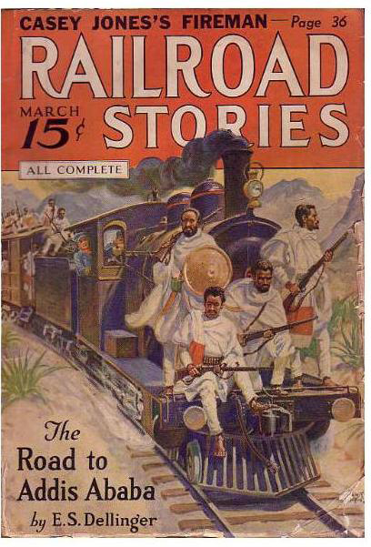 RAILROAD STORIES