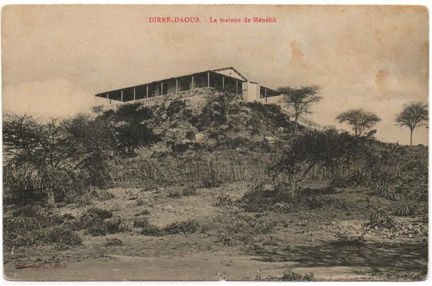 Maison de Ménélik