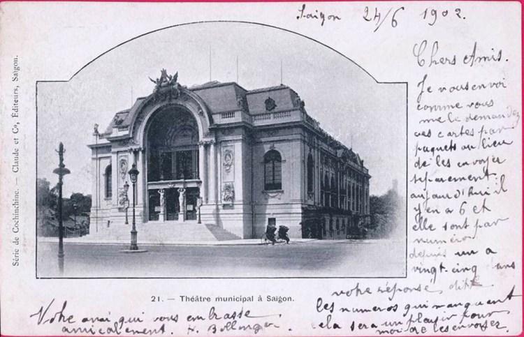 1902 Theatre Saigon