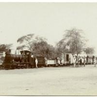 Le chemin de fer de la Gezira