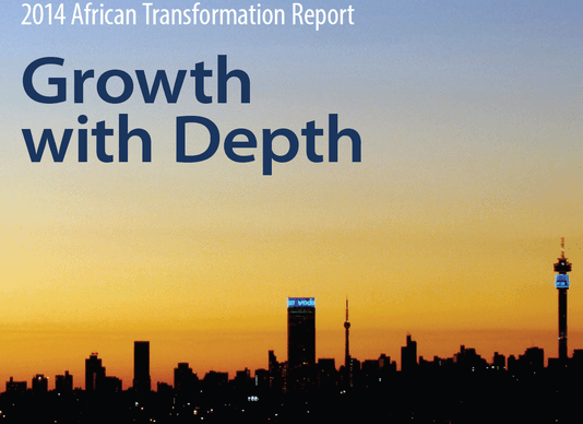 Growth with depth