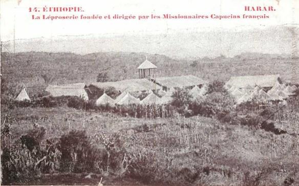 Léproserie des capucins