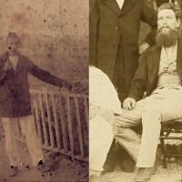 Ilg et Rimbaud, photographes
