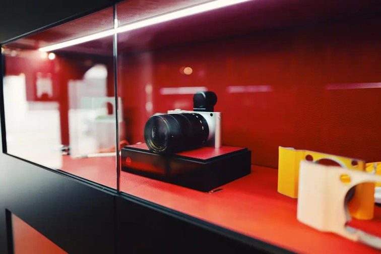 Camera on Display
