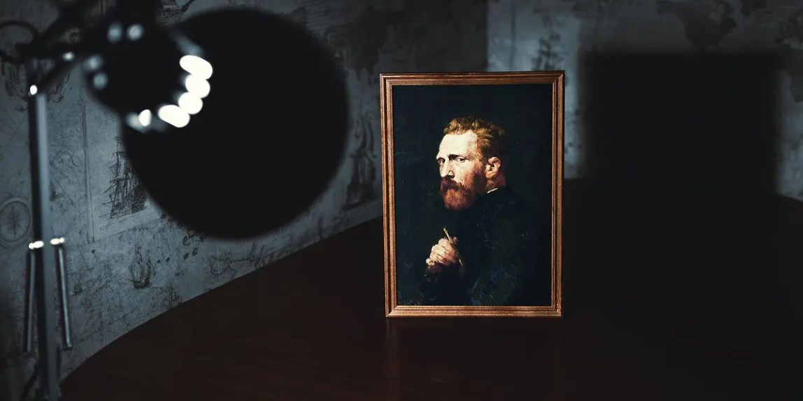 How to Photograph Paintings