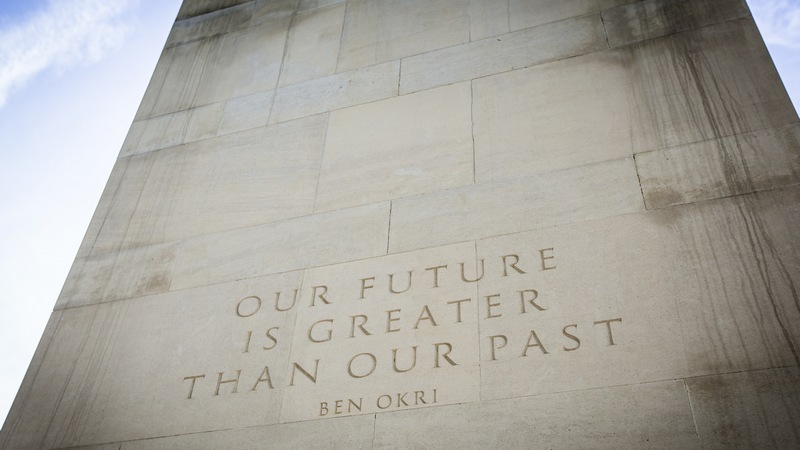 Ben Okri image: Tony Webster via Flickr