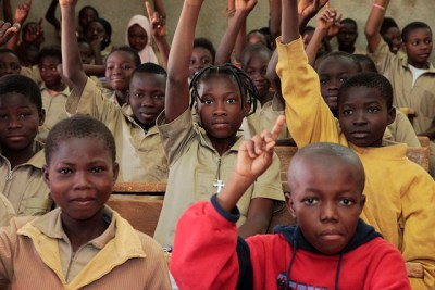 Crowded Classrooms: In Some African Countries, It's 60 Pupils Or More For One Teacher