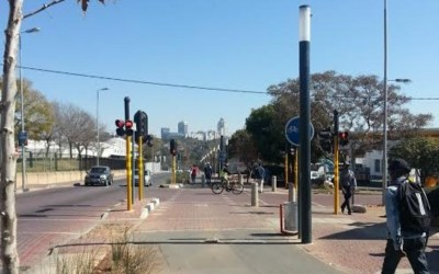 Johannesburg's Bike Lanes: When Thinking 'Build It And They Will Come' Goes Wrong