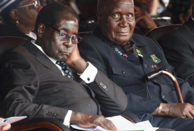 Power Games: An Ever-Frailer Mugabe, Hated First Lady, And Fear That Zimbabwe Could Burn