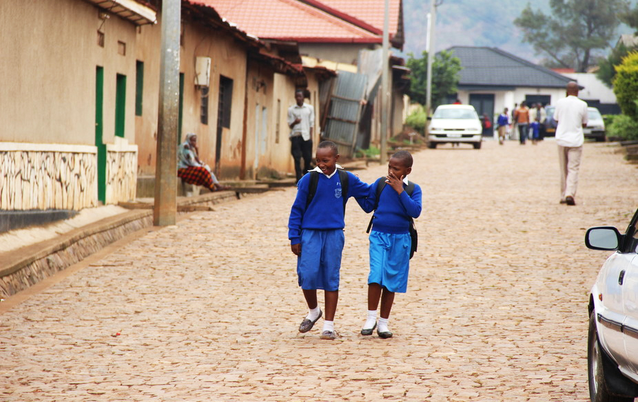 The Secret Behind Rwanda's Successful Vaccination Scores: When Poverty Can't Stop You