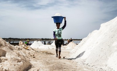 These Senegalese Women Are Fighting And Winning The Battle Against A Major But Unusual Climate Change Threat – Salt