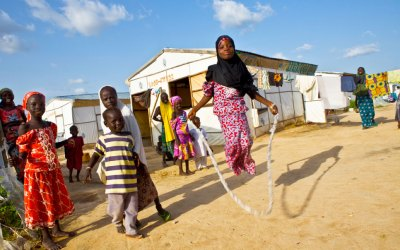 In First Six Months Of 2017, 2.7 Million People In Africa Were Newly Displaced, That's 15,000 Every Day