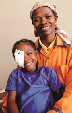LIGHT FOR THE WORLD Reaches-Out To Blind and Disabled People