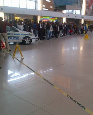 South Africa: Gunshots Fired At Cape Town Station