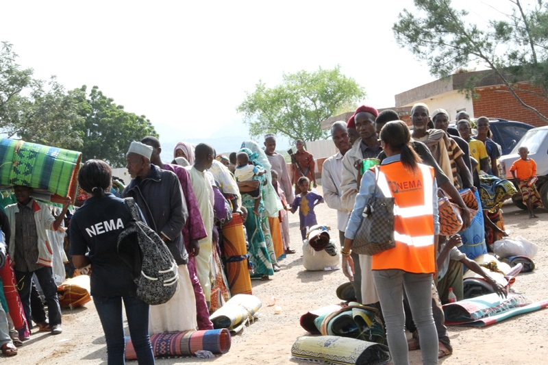 Nigeria Receives 197 Displaced Persons From CAR