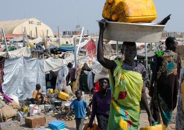 IDPs In Sudan Calls For Food And Medical Assistance