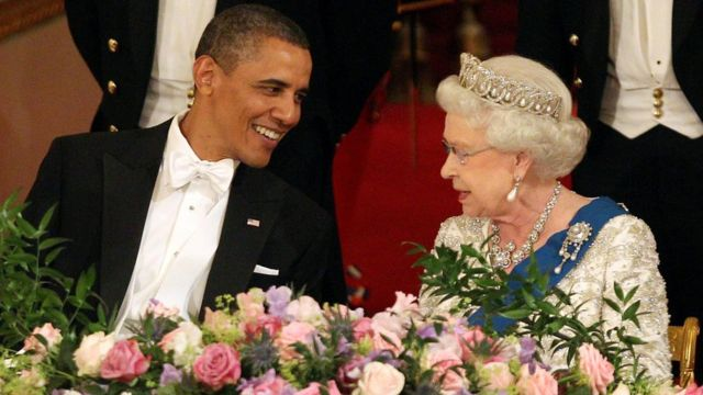 65 Years, 1 Queen And 12 Presidents