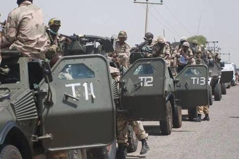 Press Release: Military Intensifies Operation Against Pipeline Vandals