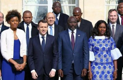France, World Bank Announce Grants, Aid To Liberia -- CDC
