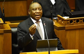 South Africa Journalists Name Ramaphosa Newsmaker of the Year.