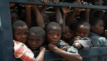 NSCDC Receives 30 Cases Of Child Trafficking in Kaduna