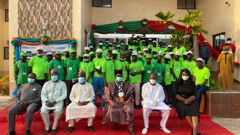Agric. Empowerment: Bauchi Gov Presents Certificates To 208 Students