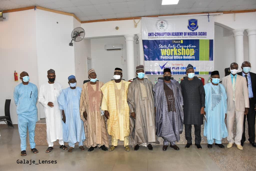 Bauchi Gov. Declares War Against Corruption, Hosts Workshop
