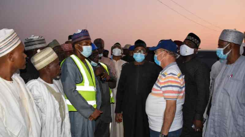 Bauchi Gov Ends 3 Day Tour, Promises Speedy Completion Of Projects