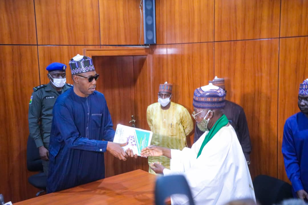 Committee Submits Report To Zulum, Suggests New Board to Reform, Regulate Almajiri System