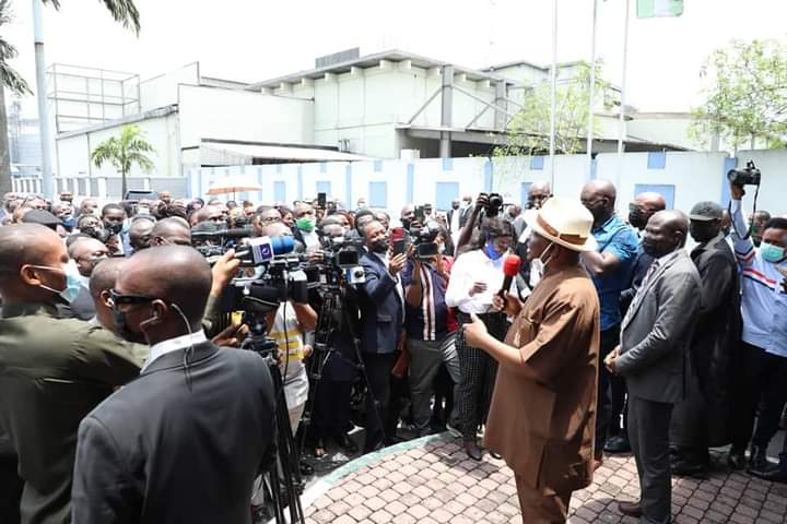 No Reason For Solidarity Strikes In Rivers — Wike Tells NBA, Judicial Staff Union