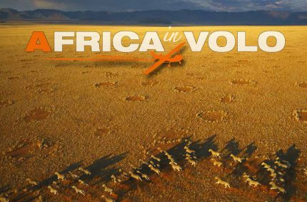 Africa in volo