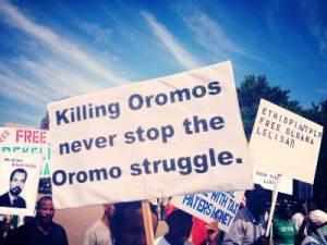 proteste oromo
