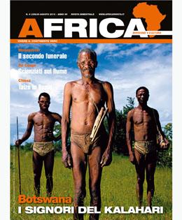 Cover Africa luglio-agosto 2016