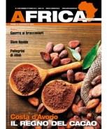 Copertina Africa n°5 settembre ottobre 2016