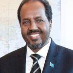 Presidente Sheikh Moahmoud