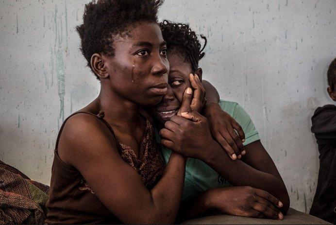 The Libyan Migrant Trap - Daniel Etter