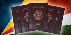 Passaporto delle Seychelles