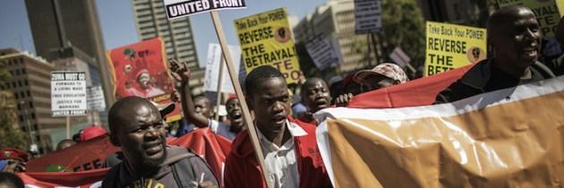 Sudafrica: come una classe politica può far precipitare un Paese