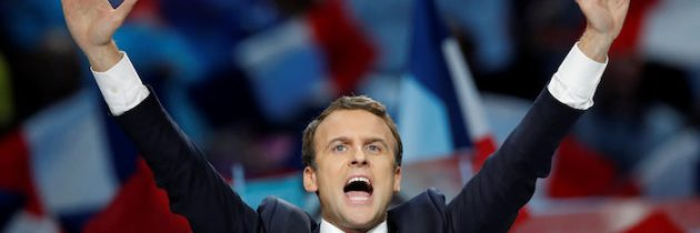 La politica africana di Macron