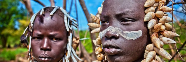 Etiopia: i popoli dell'Omo