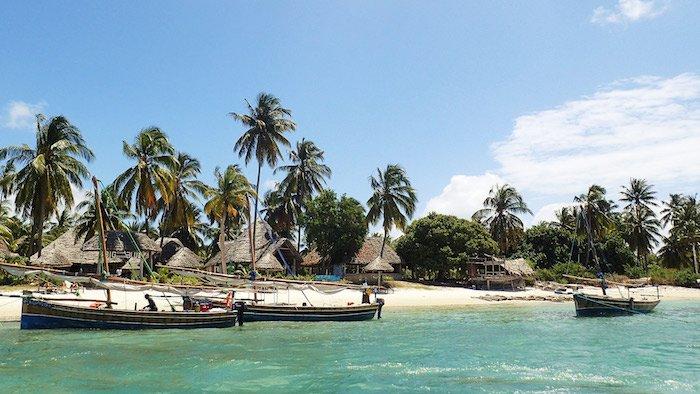 Tanzania: sull'isola di Mafia