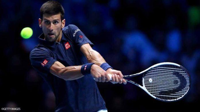 """Résultat de recherche d'images pour """"Djokovic trône sur Londres"""""""