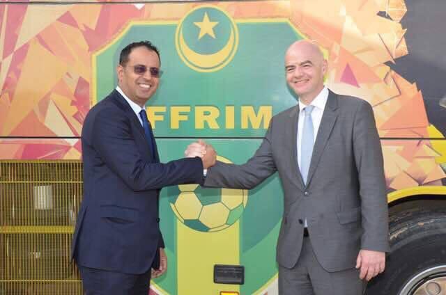 Sommet exécutif FIFA: la Mauritanie fin prête