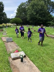Williams Family Reunion in Africatown