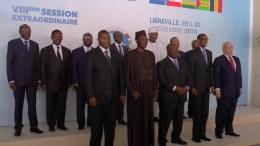 Le Sommet de la CEEAC à Libreville