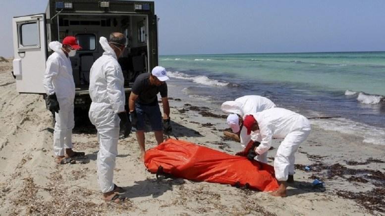 Libye : Plusieurs migrants retrouvés morts sur une plage de Tripoli