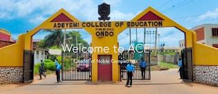 Adeyemi College of Education, Ondo State